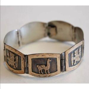 Jewelry - BRACELET , STERLING & GOLD